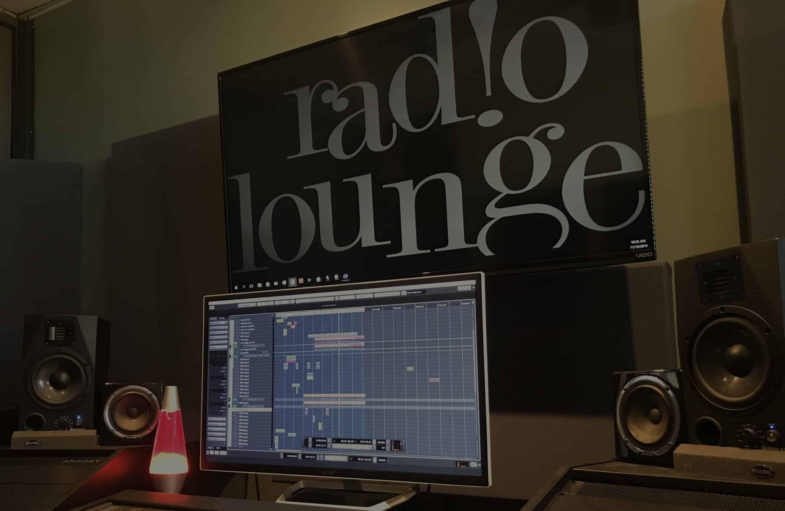 voiceover studio setup